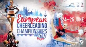 ECU European Cheerleading Championships @ Tipsport Arena (Prague, Czech Republic) | Prague | Czech Republic