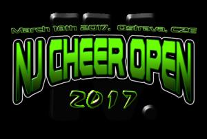 IV. NJ Cheer Open 2017 @ Atletická hala - Vítkovice Aréna (Ostrava, Czech Republic) | Czechia