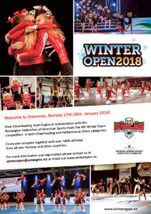 Winter Open 2018 @ Drammenshallen | Buskerud | Norway