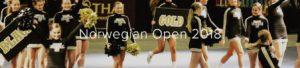 Norwegian Open 2018 @ Frogner Idrettspark