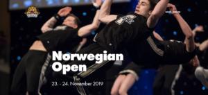 Norwegian Open 2019 @ Frogner Arena | Akershus | Norway