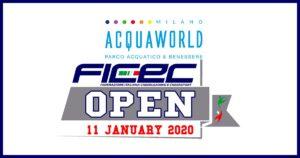 Acquaworld FICEC Open @ Acquaworld Park | Concorezzo | Lombardia | Italy